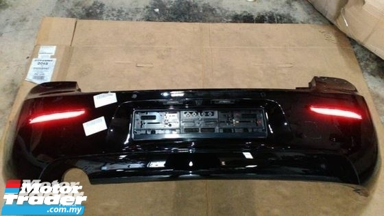BMW F20 1 SERIES REAR BUMPER NEW USED RECOND CAR PARTS SPARE PARTS AUTO PART HALF CUT HALFCUT GEARBOX TRANSMISSION BMW MALAYSIA