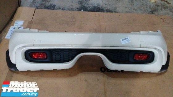 MINI COOPER F56 REAR BUMPER NEW USED RECOND CAR PARTS SPARE PARTS AUTO PART HALF CUT HALFCUT GEARBOX TRANSMISSION BMW MINI MALAYSIA