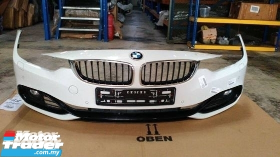 BMW F32 FRONT BUMPER BMW MALAYSIA NEW USED RECOND CAR PARTS SPARE PARTS AUTO PART HALF CUT HALFCUT GEARBOX TRANSMISSION MALAYSIA
