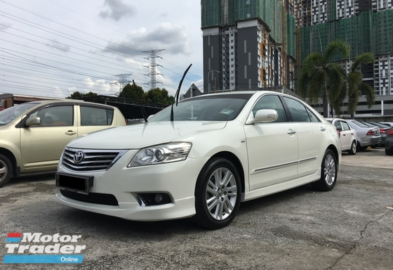 2012 TOYOTA CAMRY 2.4 V (A) FULL LOAN AVAILABLE ** SPECIAL PROMOTION ** EXCELLENT CONDITION **