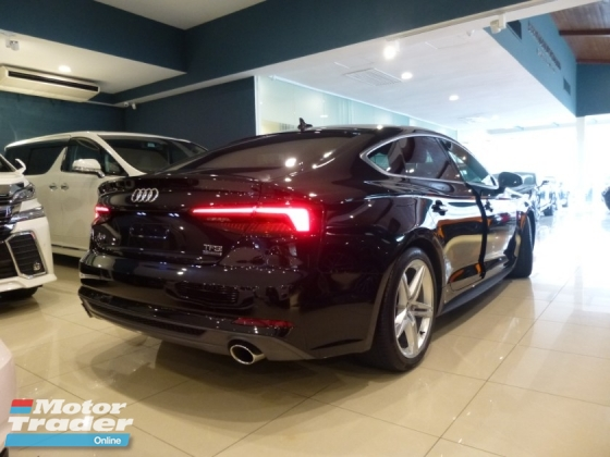 2017 AUDI A5 SportBack S.Line (New Model). HIGHEST Grade CAR. Genuine LOW Mileage. Provide WARRANTY. Audi BMW