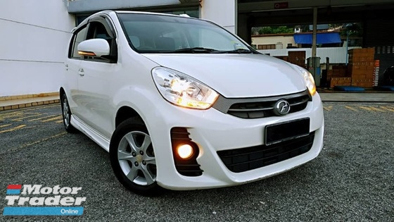 2013 PERODUA MYVI 1.5 SE ORIGINAL SE SHOWROOM CONDITION 1Owner