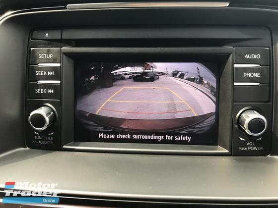 2016 MAZDA 6 2.0 SDN 5EAT FACELIFT SKYACTIV NEW MODEL FULL SERVICE RECORD TIPTOP CONDITION LIKE NEW CAR SHOWROOM