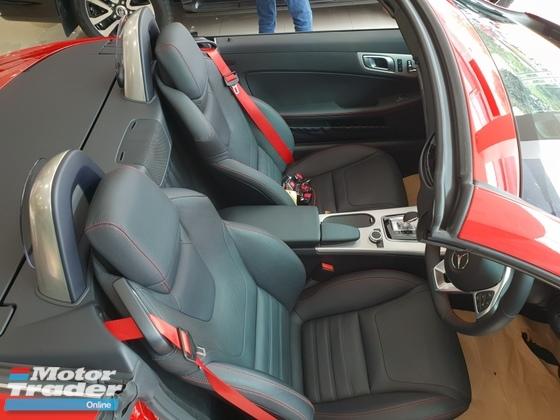 2016 MERCEDES-BENZ SL-CLASS SLC180 AMG 1.6T