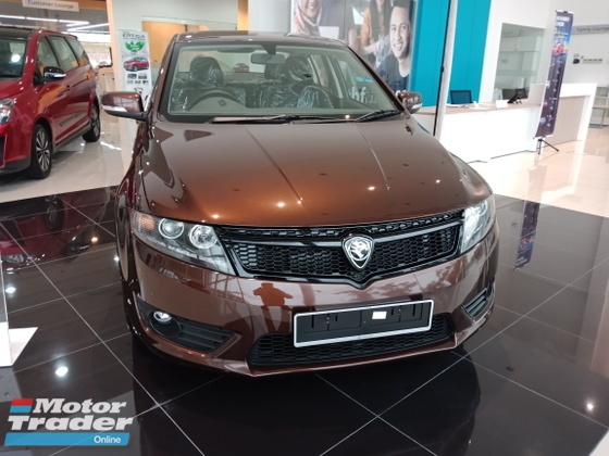 2018 PROTON PREVE PREVE EXECUTIVE 1.6TURBO