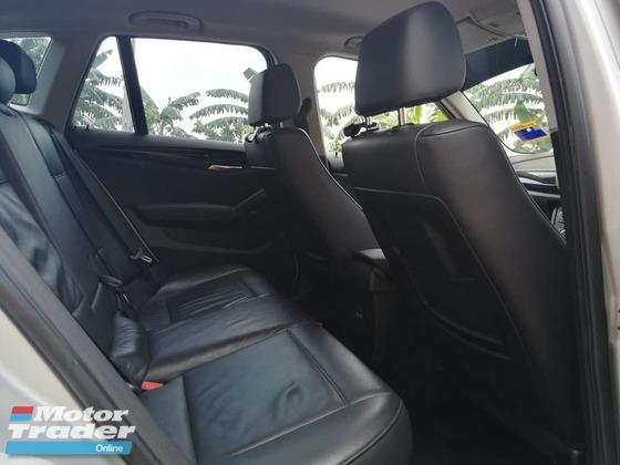 2012 BMW X1 SDRIVE18i CKD 2.0 (A) PETROL FULL SPEC