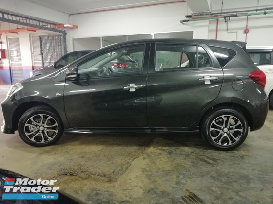 2018 PERODUA MYVI Perodua year end sales rebate upto rm1200.00/rm800.00/rm500.00
