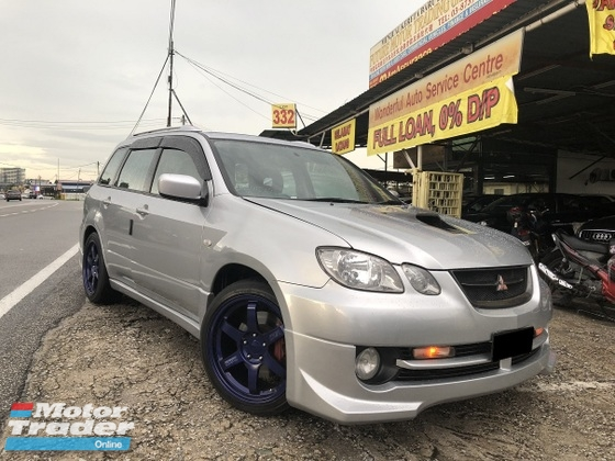 2004 MITSUBISHI AIRTREK 2.0 (A) TURBO-R LIMITED EDITION