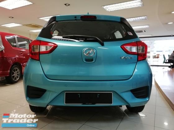 2018 PERODUA MYVI Perodua year end rebate up to rm1200.00