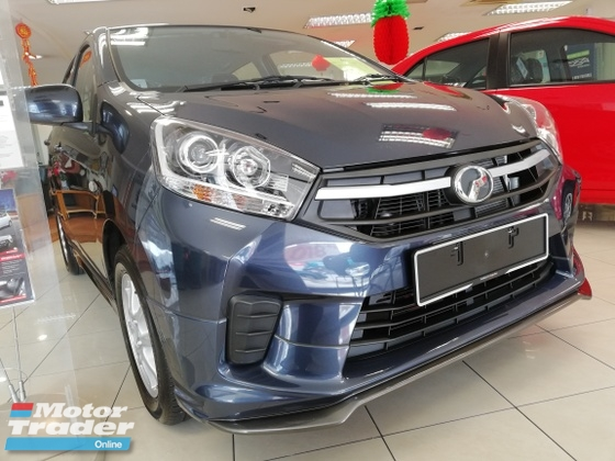 2018 PERODUA AXIA Perodua year end rebate up to rm1200.00