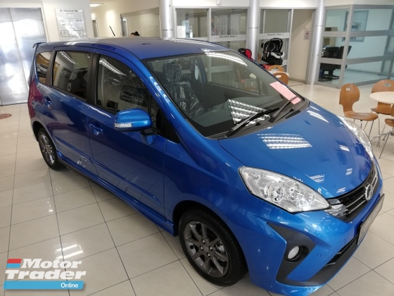 2018 PERODUA ALZA Perodua year end rebate up to rm1200.00/ rm800.00/rm500.00 (t&c apply)