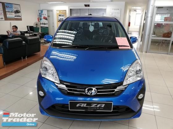 2018 PERODUA ALZA Perodua year end rebate up to rm1200.00/ rm800.00/rm500.00 (t&c apply)