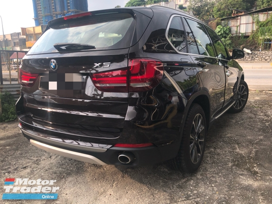 2015 BMW X5 XDRIVE 35I local 15 mile 16k km