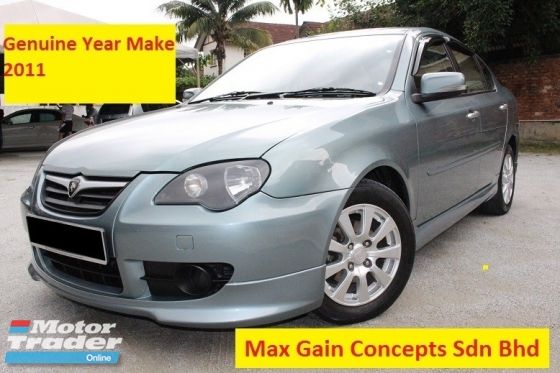2011 PROTON PERSONA 1.6 (A) M Line (New Facelift Model)(Ori Year Make 2011)(1 Owner)