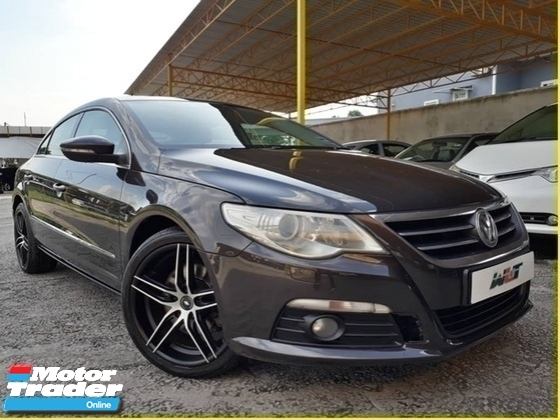 2010 VOLKSWAGEN CC 2.0T (A) TSI CAREFUL OWNER GOOD CONDITION ACC FREE PROMOTION PRICE.