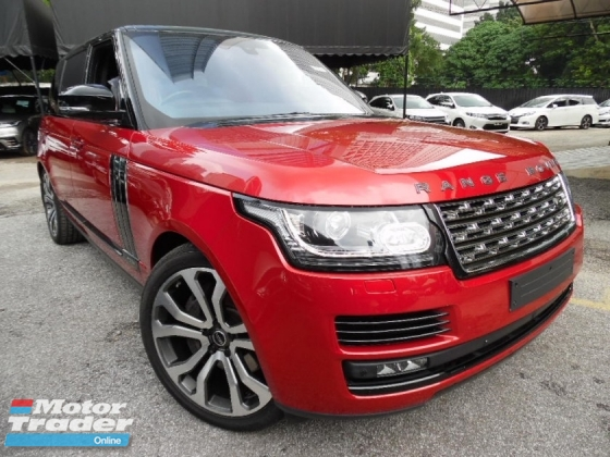 2016 LAND ROVER RANGE ROVER VOGUE 4.4 SDV8 AUTOBIOGRAPHY  EXTRA LONG WHEEL BASE