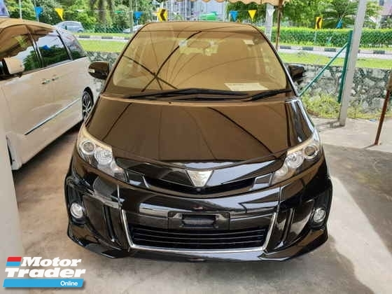 2015 TOYOTA ESTIMA Aeras 7 Seater 2 Power Door Local AP Unreg