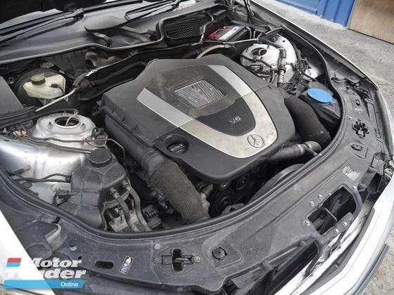2008 MERCEDES-BENZ S-CLASS S350L V6 3.5 (A) CBU SUNROOF