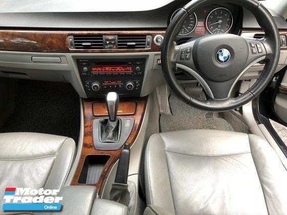 2008 BMW 3 SERIES 2008 BMW 325i 2.5 A 93511KM