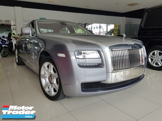 2012 ROLLS-ROYCE GHOST 6.6 (A) EXCELLENT CONDITION