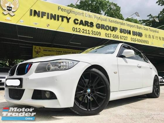 2011 BMW 3 SERIES 325I M-SPORT  2.5 FACELIFT I-DRIVE & NAVIGATION SYSTEM CAR KING