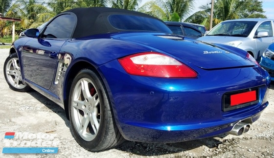 2009 PORSCHE BOXSTER 3.4 S PREMIUM FULL SPEC SPORT VERSION