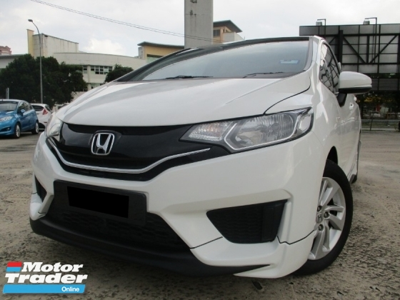 2017 HONDA JAZZ 1.5 E i-VTEC U/Warranty 9k KM Like New