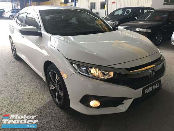 2017 HONDA CIVIC 1.5 Turbo