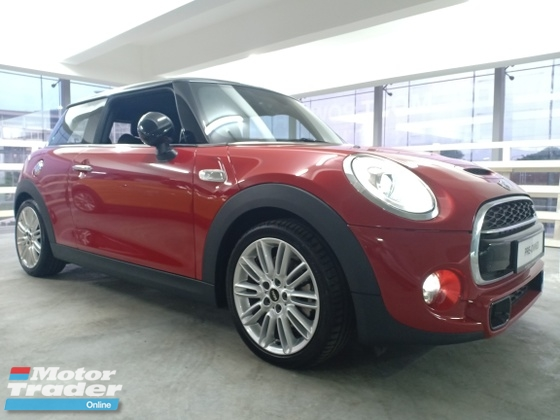 2016 MINI Cooper S WIRED LIMITED EDITION(DIRECTOR\'S CAR)(MINI AUTHORIZED DEALER)