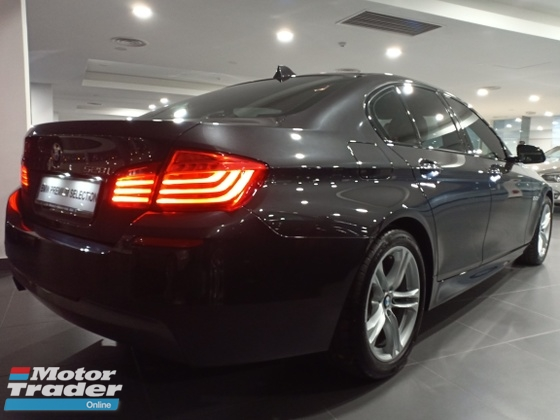 2014 BMW 5 SERIES 528I M SPORT