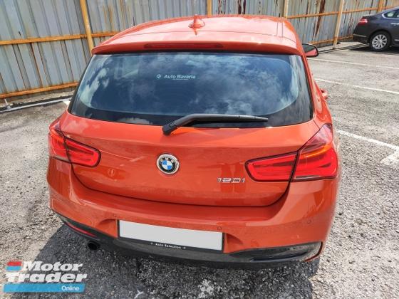 2015 BMW 1 SERIES 120I M Sport