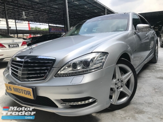 2012 MERCEDES-BENZ S-CLASS S350 3.5 V6 Model L-AMG