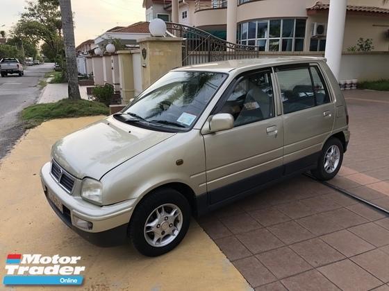 2000 PERODUA KANCIL 850 EZ ( A )