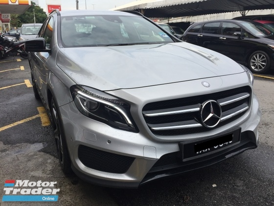 2015 MERCEDES-BENZ GLA 250 AMG Under Warranty Until 2019