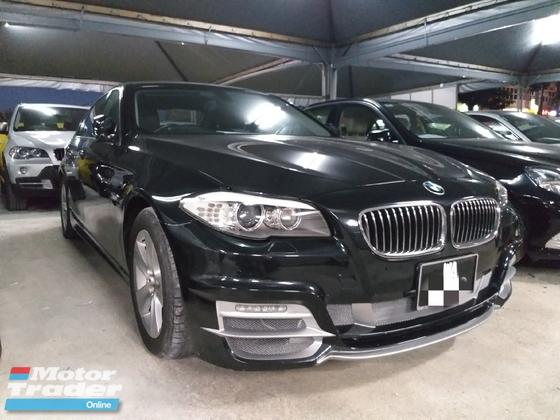 2011 BMW 5 SERIES 530I SELECTION