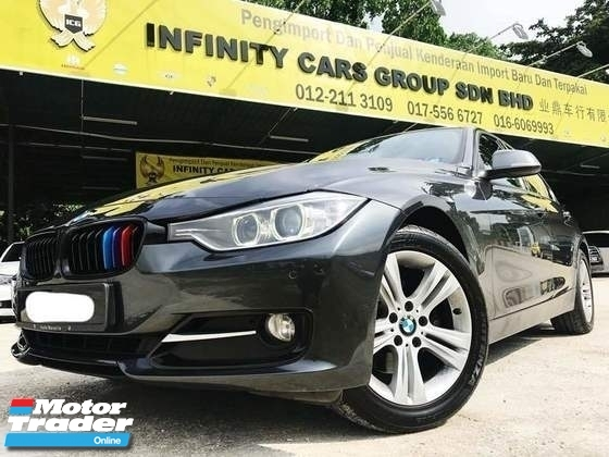 2013 BMW 3 SERIES 320D SPORT FULL SERVICE RECORD BMW