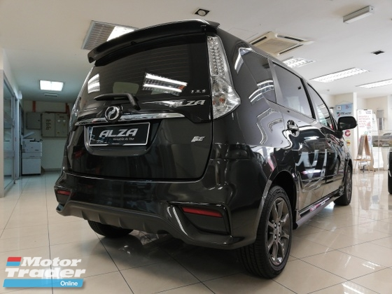 2018 PERODUA ALZA Perodua Alza SE spec NEW FACE LIFT 2018<<<YEAR END SALES!!!!!!!!!