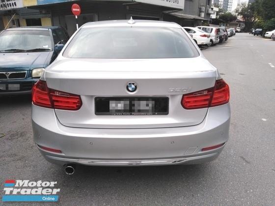 2014 BMW 3 SERIES 320i 2.0 SEDAN