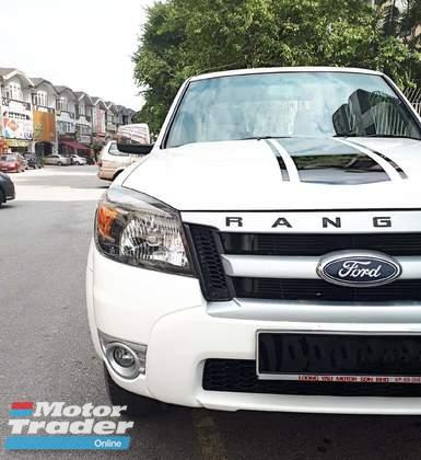 2010 FORD RANGER 2.5 XL TDI 4X4 DOUBLE CAB