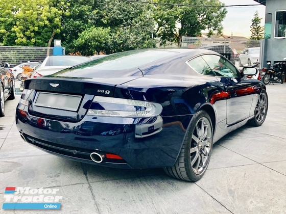 2005 ASTON MARTIN DB9 6.0 V12 WELL MAINTAINED