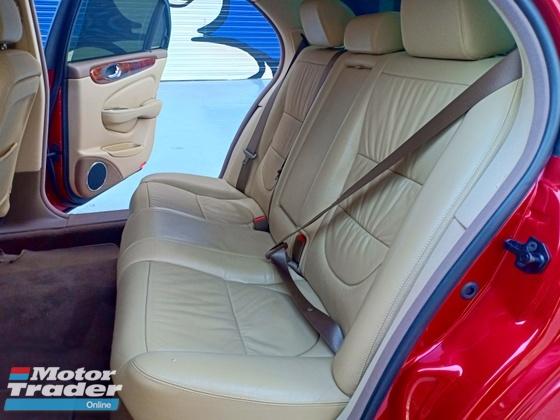 2008 JAGUAR XJ XJ6 3.0 Luxury LWB (A)