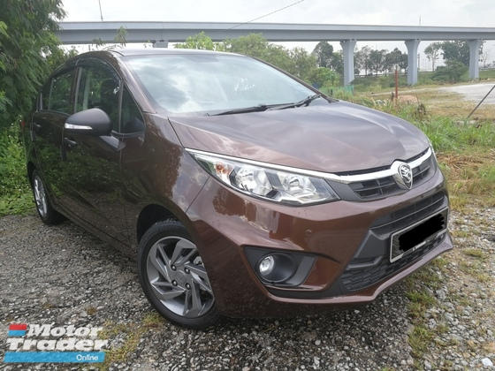 2018 PROTON PERSONA 1.6 AT EXECUTIVE,1OWNER,TOTALLY LIKE NEW CAR,ORIGINAL PAINT