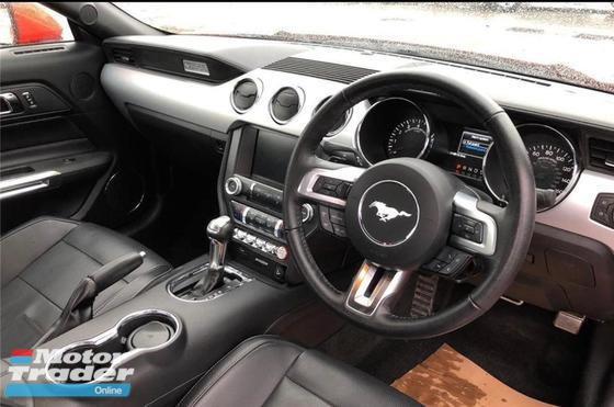 2017 FORD MUSTANG FORD MUSTANG 5.0 V8 GT