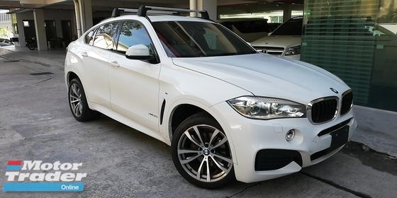 2015 BMW X6 XDRIVE 35I m sport