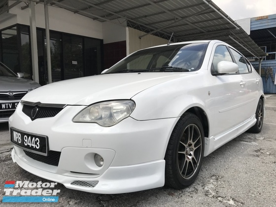 2007 PROTON GEN-2 1.6 (A) H-LINE FullBodykit BlackList Or Ccris Loan !!!