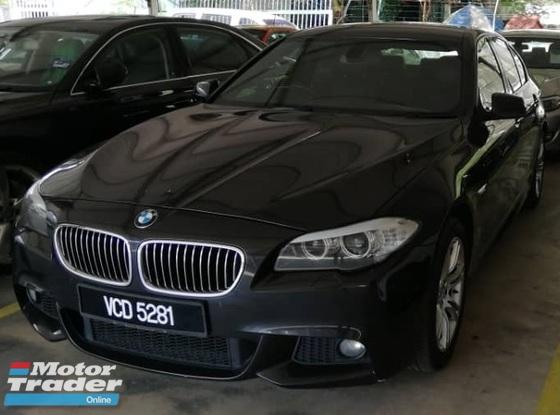 2012 BMW 5 SERIES BMW 528 F10 M SPORT