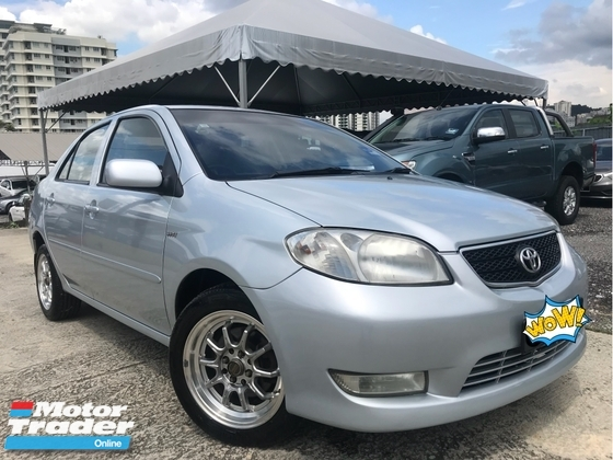 2005 TOYOTA VIOS 1.5E (AT) 1 Owner