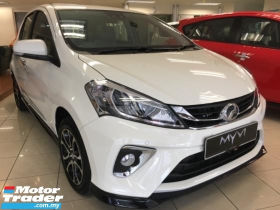 2019 PERODUA MYVI ADVANCE AUTO NEW YEAR SALES FAST CAR