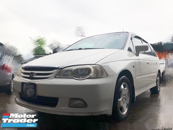 2003 HONDA ODYSSEY 2.3AT RA6 SUNROOF ABSOLUTE LIMITED