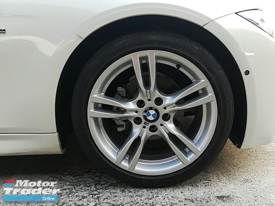 2014 BMW 3 SERIES 320I M-SPORT WAGON 2.0